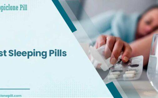 Best Sleeping Pills
